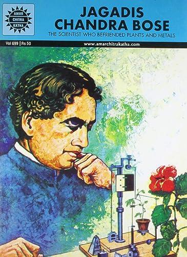 Jagadis Chandra Bose (Amar Chitra Katha)