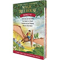 Magic Tree House - Vol. 1-4 (Magic Tree House (R))