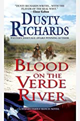 Blood on the Verde River A Byrnes Family Ranch Western (Byrnes Family Ranch series Book 3) Kindle Edition