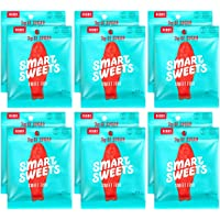 SmartSweets Low Sugar Candy, Sweet Fish 1.8 oz bags (box of 12), Free of Sugar Alcohols and No Artificial Sweeteners, Sweetened with Stevia, Natural Fruit Flavors