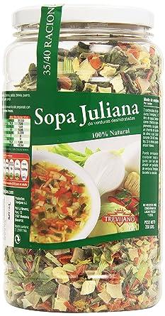 Trevijano - Sopa Juliana de verduras deshidratas - 100% natural ...