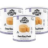 Augason Farms Cheese Blend Powder 3 lbs 4 oz No. 10 Can
