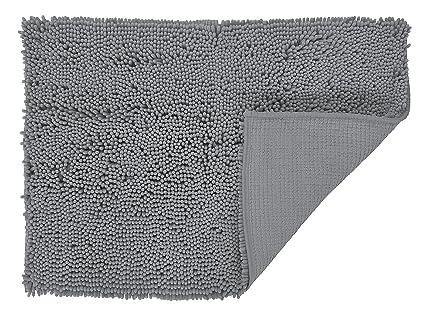 Amazoncom Style Basics Microfiber Chenille Shag Non Slip Small