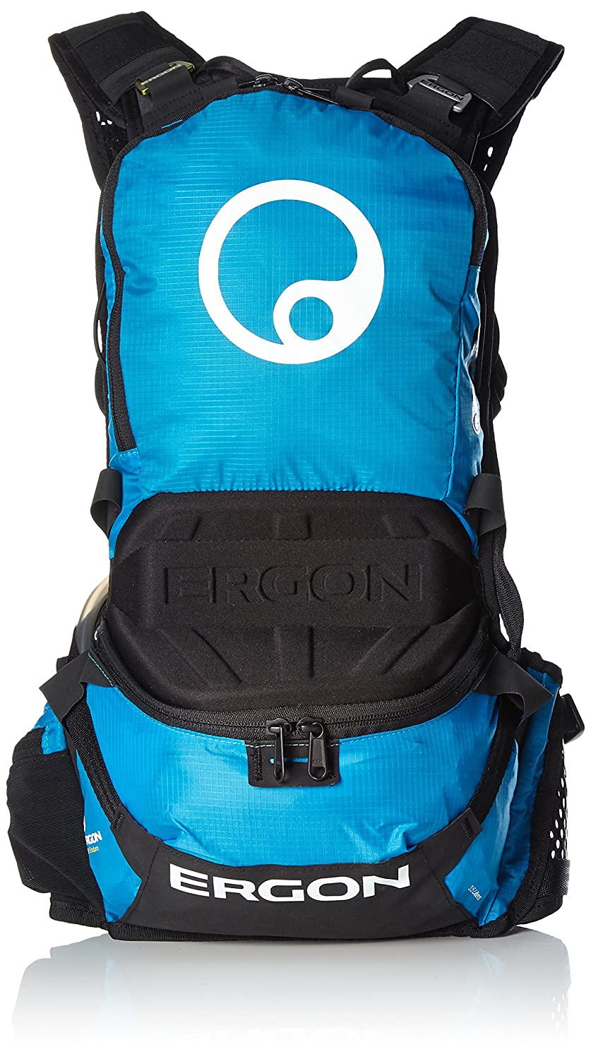 ERGON Sac à dos BE1 Enduro PROTEC multicolore NoirBleu