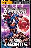 Avengers vs. Thanos (English Edition)