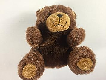Amazon Com Mty International Plush Bear Vintage Stuffed 9 Fat Cute