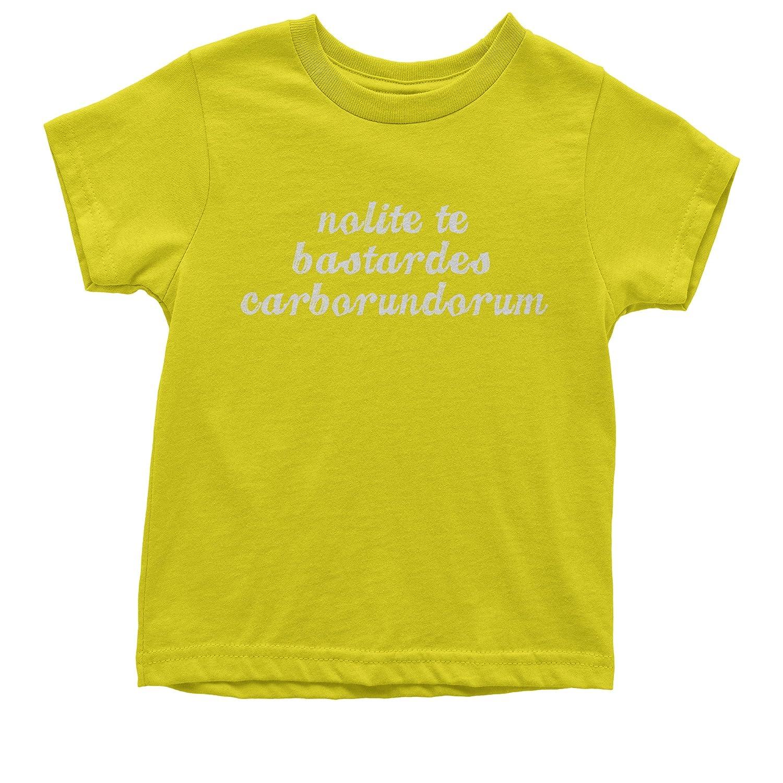 Expression Tees Nolite Te Bastardes Carborundorum Youth T-Shirt