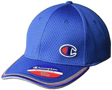 Champion Pick and Roll Gorra elástica para hombre  Amazon.com.mx  Ropa 24f7ffb7d0c