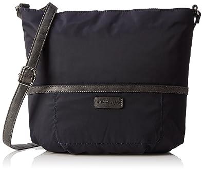 Lemon Mix II Shoulder Bag H, L 4080003528 Damen Schultertaschen 23x25x10 cm (B x H x T), Blau (402) Gerry Weber