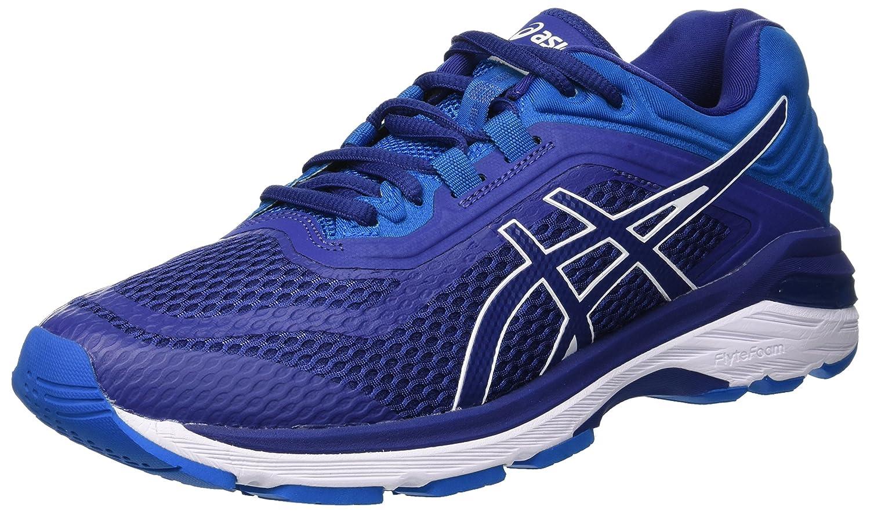 Asics Gt-2000 6, Zapatillas de Running para Hombre 40.5 EU|Azul (Blue Print/Race Blue 400)
