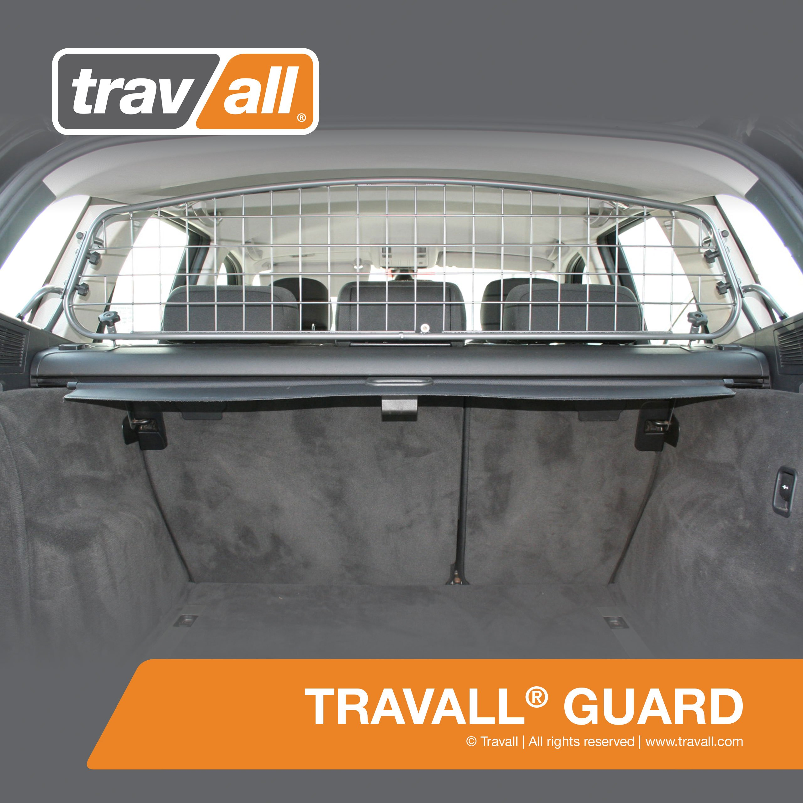 BMW X3 Pet Barrier (2004-2010) - Original Travall Guard TDG1111 [MODELS WITHOUT SUNROOF ONLY]