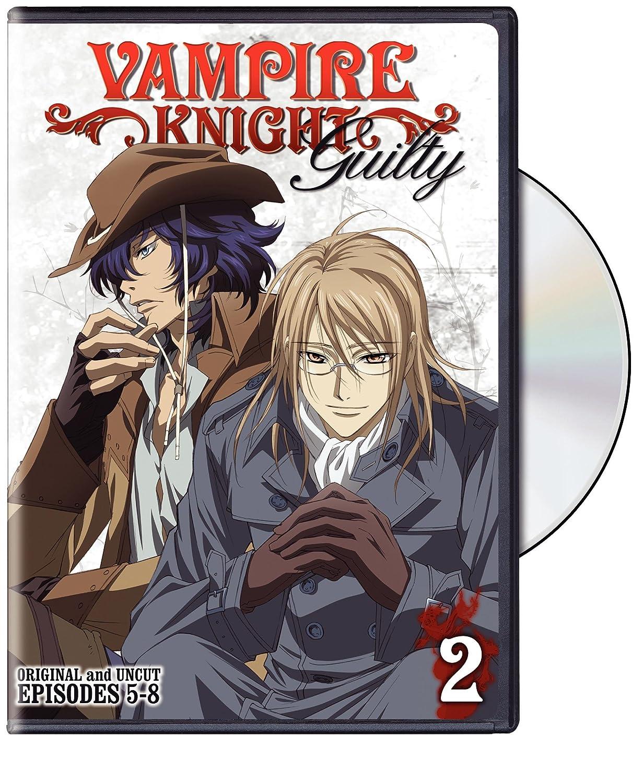 Amazon Vampire Knight Guilty Vol 2 Various Movies TV