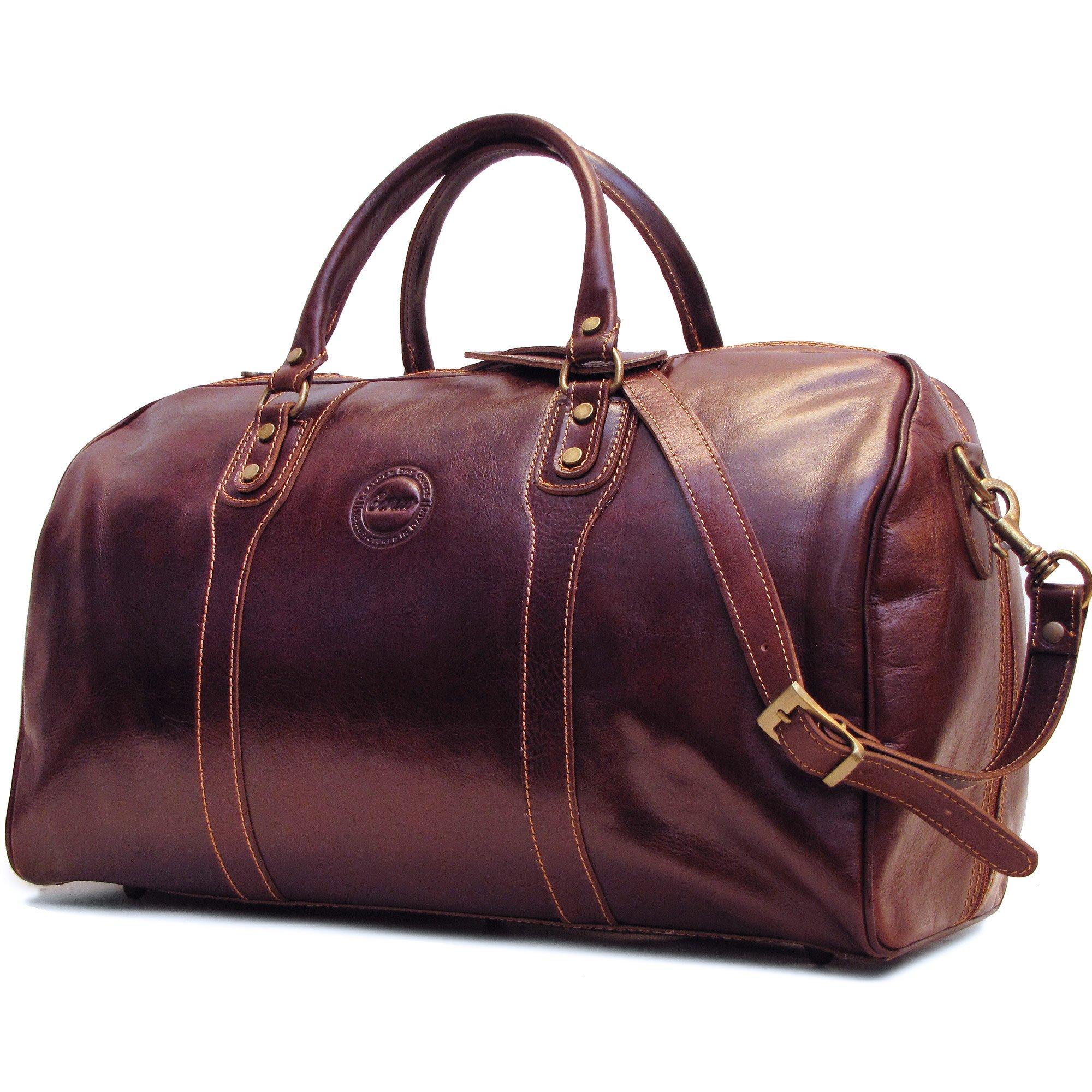 Soft Leather Travel Handbags - Dream Shuttles 6e91ac69e2773