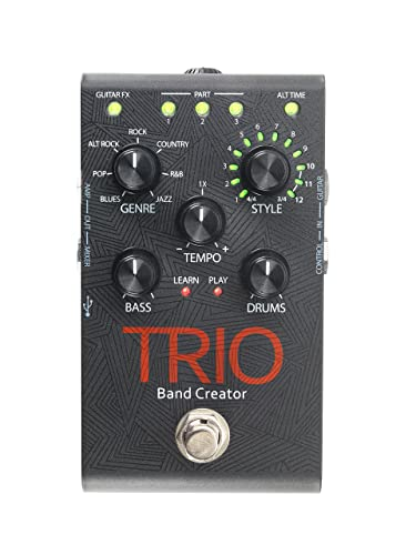 Digitech TRIO Electric Guitar Multi-Effect