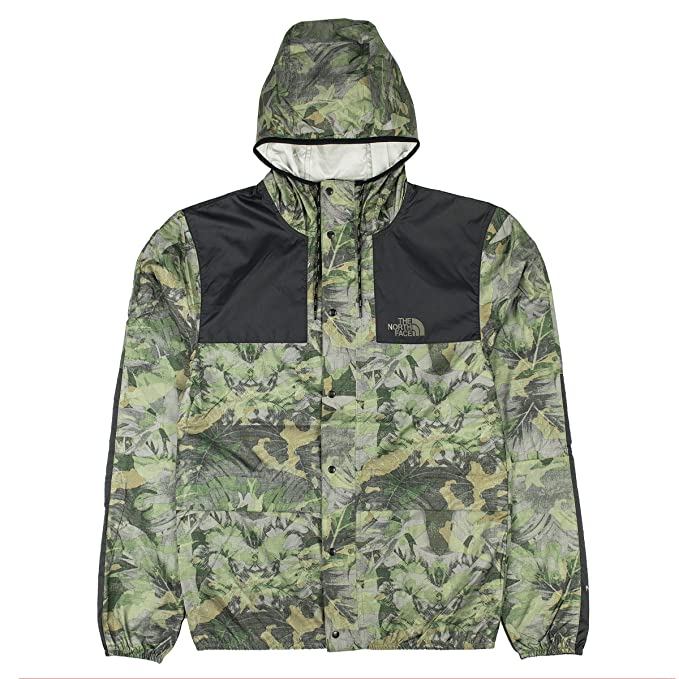c904370b4 The North Face Men's 1985 Mountain Jacket, Green, X-Large: Amazon ...