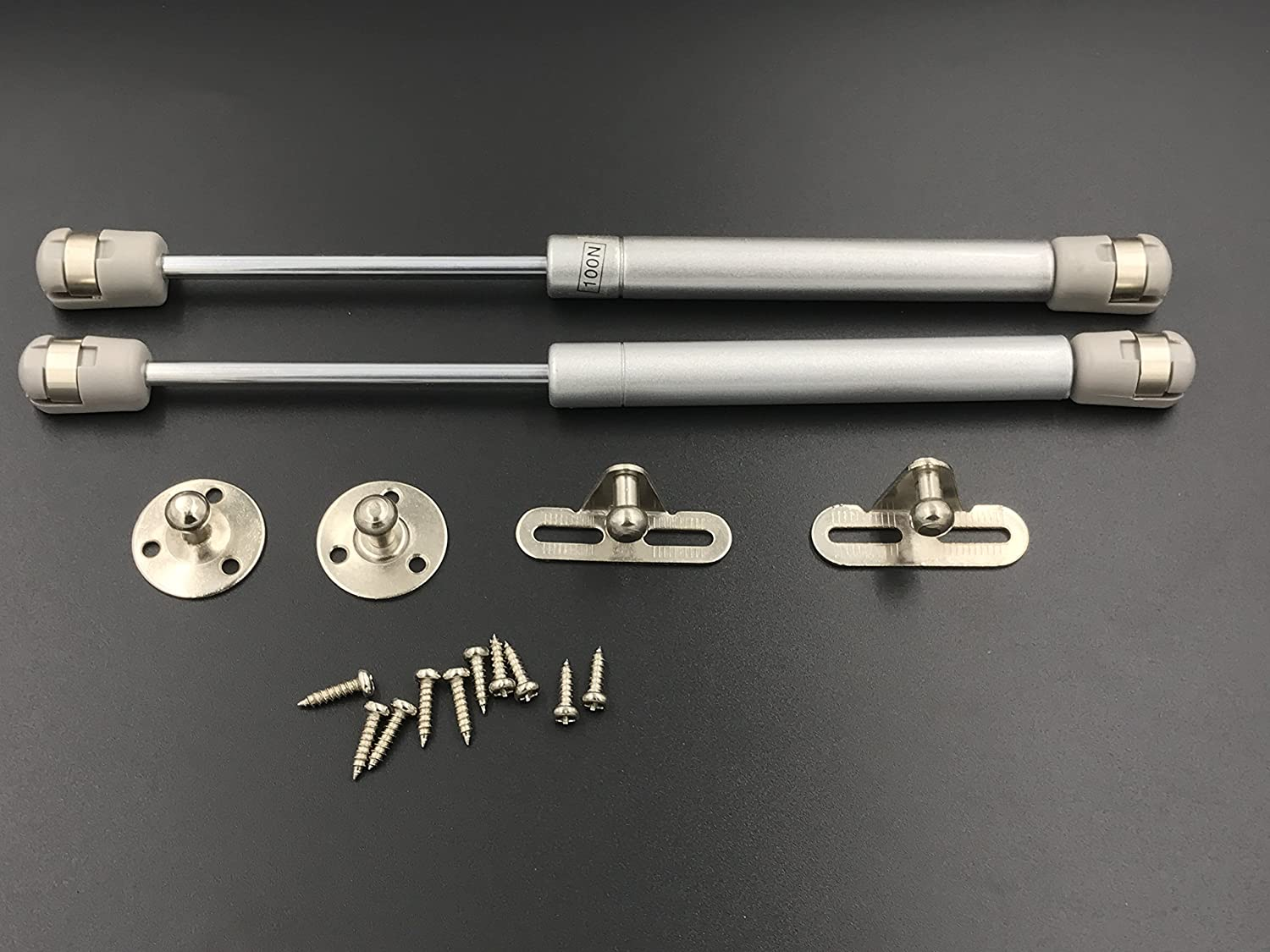 100N/22.5lb Gas Struts, Gas Springs, Gas Strut, Lift Support, Gas Shocks, Lid Stay, Lid Support
