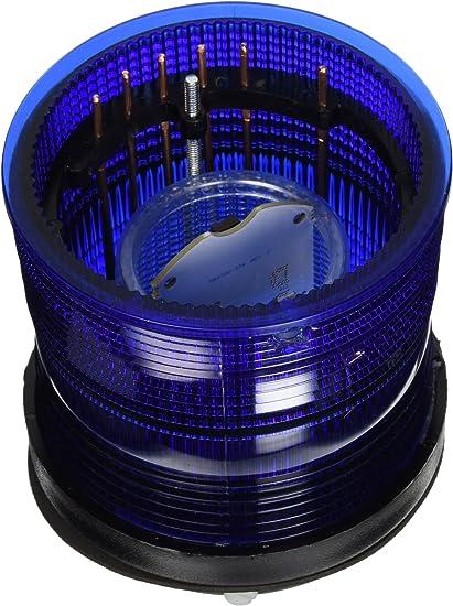 Edwards Signaling 101XBRMB120A 120V AC Multi Mode XBR LED Stacklight Blue