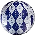 """American Educational Vinyl Clever Catch Addition Ball, 24"""" Diameter"""