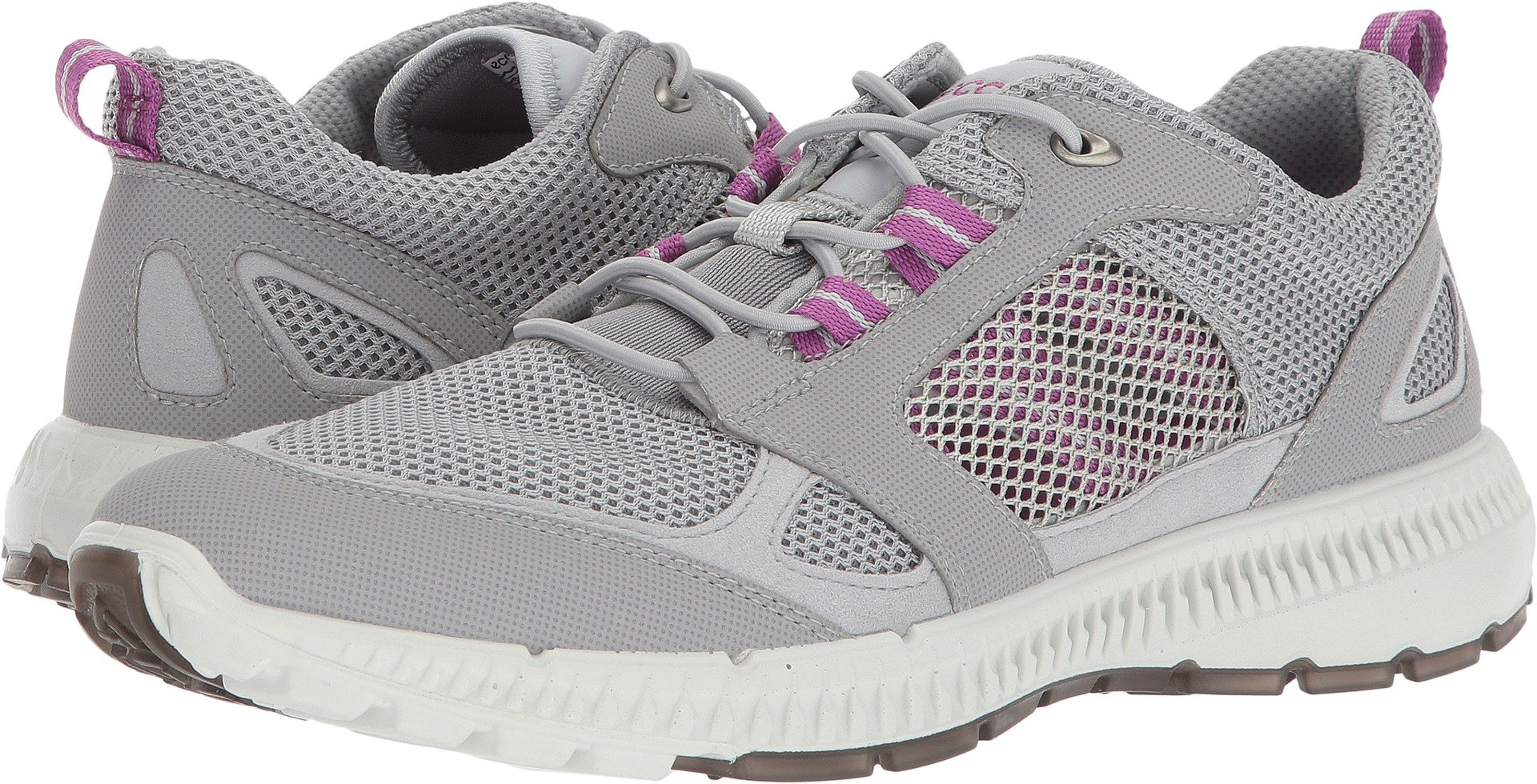 ECCO Women's Terracruise II Trail Runner, Silver Grey/Silver Grey, 40 EU/9-9.5 M US