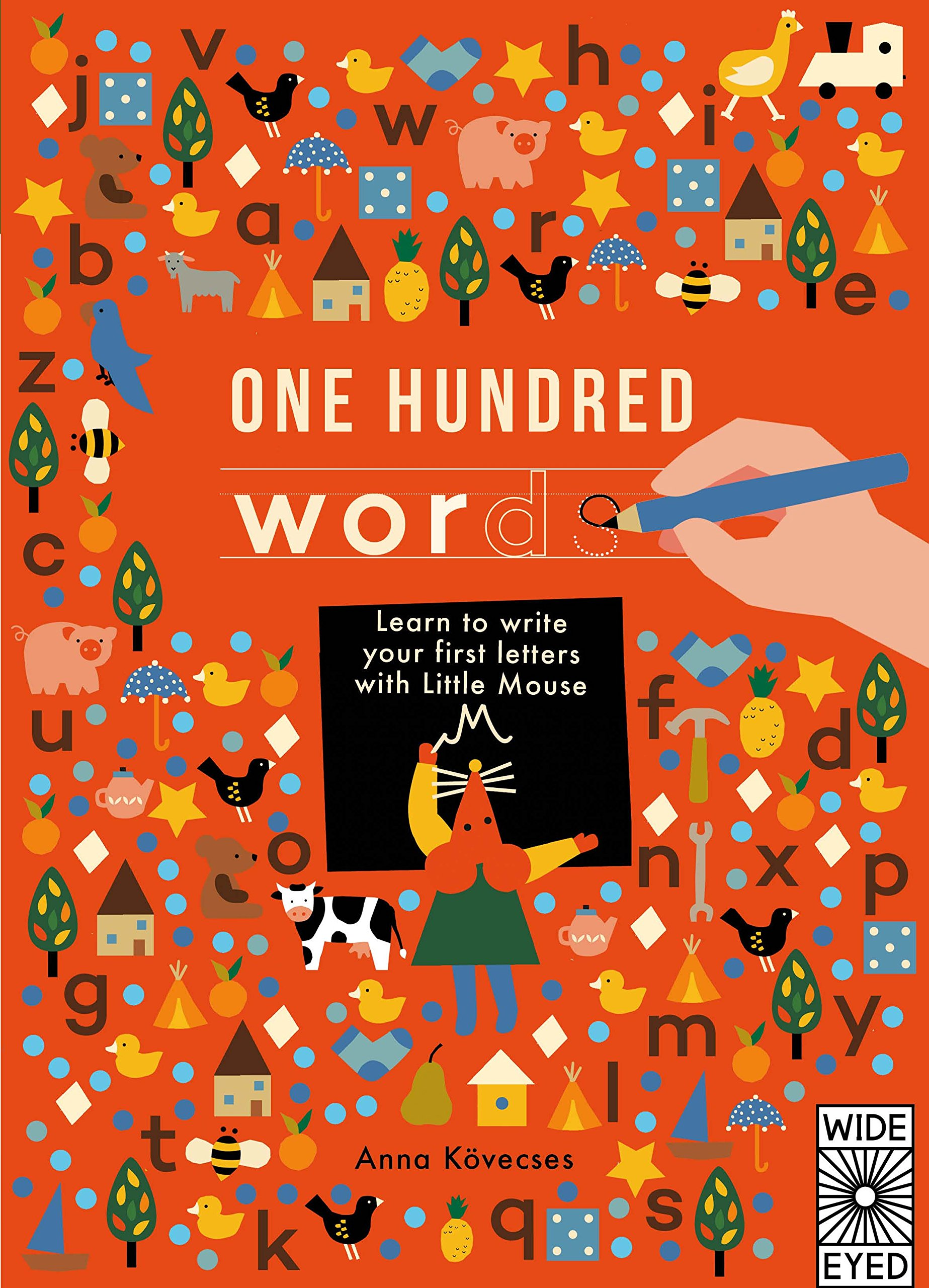 One Hundred Words: A first handwriting book (Learn with Little Mouse) ebook