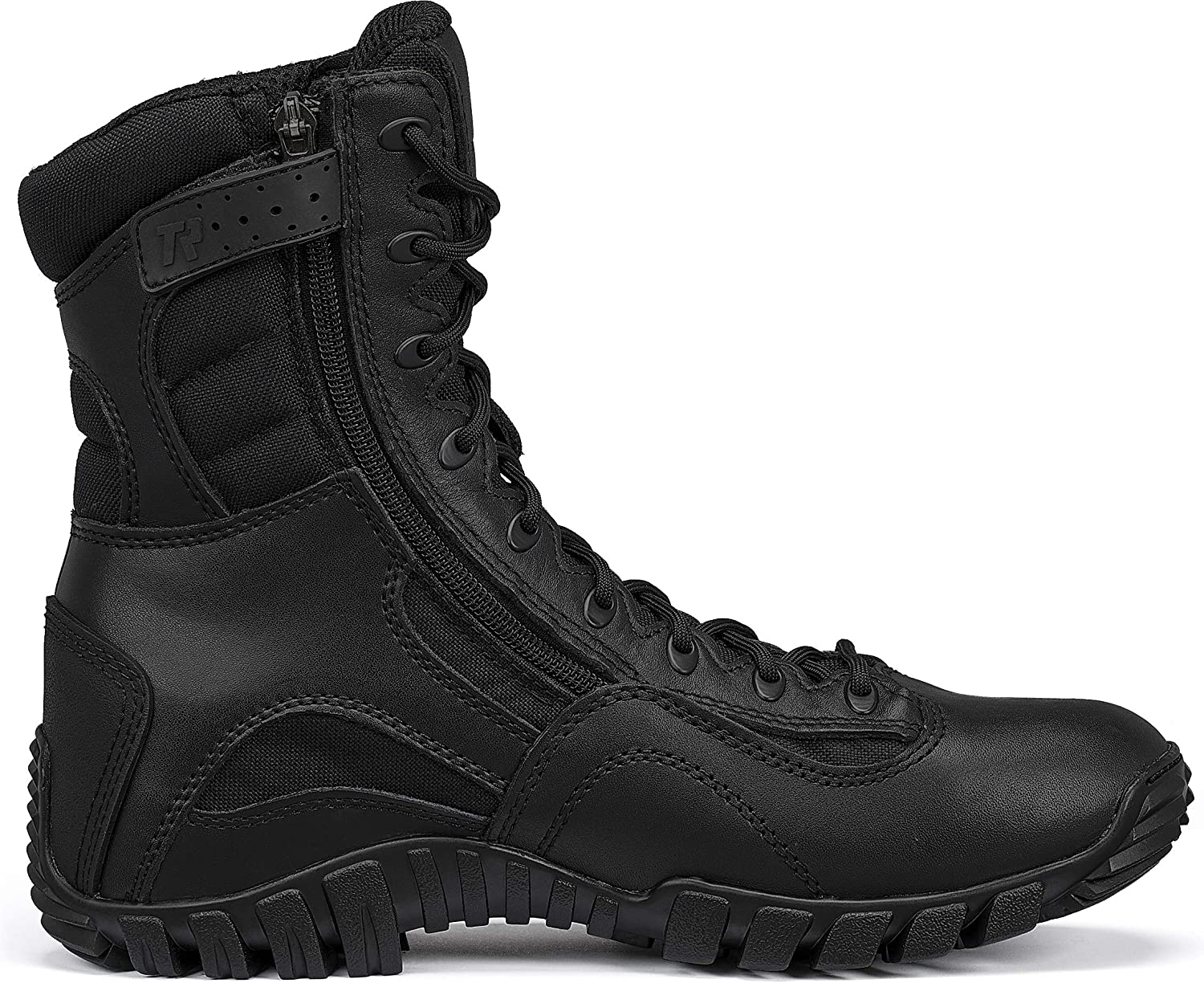 Tactical Research Tr Men'S Khyber Tr960Z Lightweight Side-Zip Tactical Boot