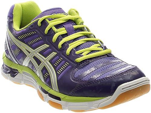 Asics gelcyber Shot - Zapatillas de Voleibol: Amazon.es: Zapatos y complementos