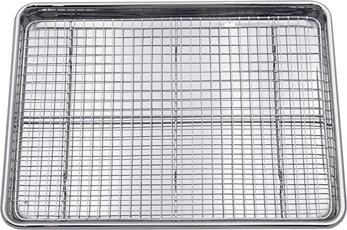 Top 9 Checkered Chef Half Size Cooling Rack