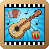 Video Touch - Musical Instruments (Kindle Tablet Edition)