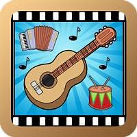 Video Touch - Instrumentos musicales