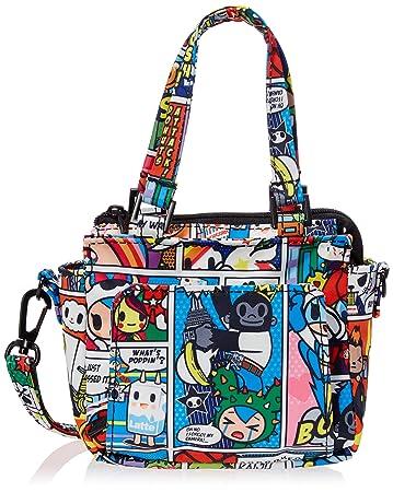 ITTY BITTY BE Ju-Ju-Be Tokidoki Collection Super Toki Bag