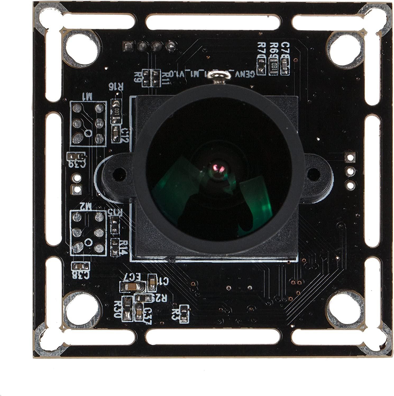 P//N:UC20MPE/_LL/_ND Support 1920x1080@30fps Spinel 2MP Full HD Ultra Low Light USB Camera Module Support Most OS Focus Adjustable UVC Compliant 0.001 LUX with Non-Distortion 100 Degree Lens