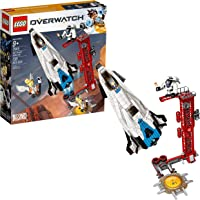 LEGO Overwatch Watchpoint Gibraltar Building Kit (Multicolor)