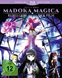 Madoka Magica - Der Film/Rebellion [Blu-ray] [Special Edition]