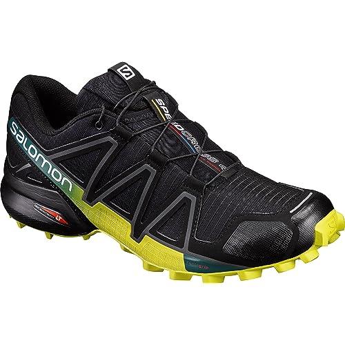 Salomon Hombre Speedcross 4, Trail Running Footwear