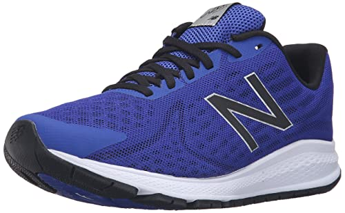 New Balance Mens Vazee Rush v2 Running Shoe, Blue/Black, ...