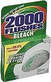 2000 Flushes Bleach Automatic Toilet Bowl Cleaner, 1.25 OZ