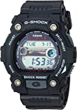 Casio Men's G-SHOCK Quartz Watch with Resin Strap, Black, 30 (Model: GW-7900-1CR
