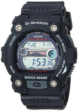 94ce4216b89c Amazon.com  Casio Men s G-Shock Quartz Watch with Resin Strap