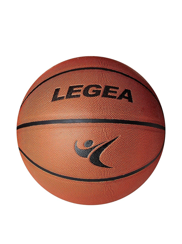 LEGEA Balón de Baloncesto Balls Line Naranja: Amazon.es: Deportes ...