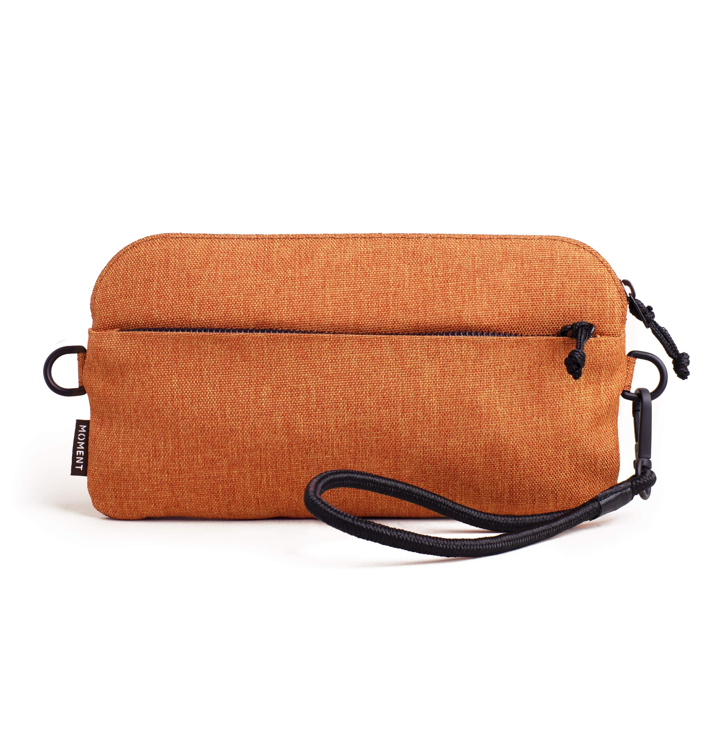 Moment - Crossbody Wallet in Terracotta - Carry Your iPhone, Wallet, and Lenses. by Moment