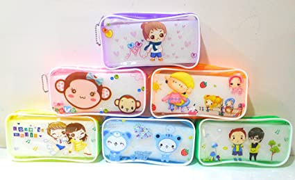 Gifts Online Set Of 6 Cute Pouches For Birthday Return