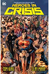Heroes in Crisis (2018-) (Heroes in Crisis (2018-2019)) Kindle Edition