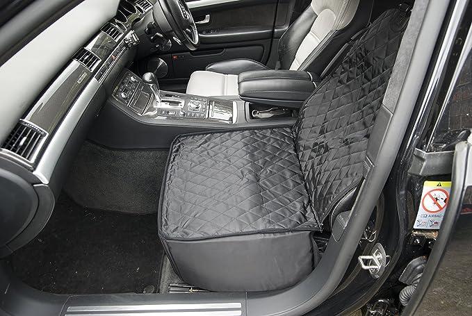 Speedwellstar 2/in 1/cane rialzo per seggiolino auto copertura Carrier viaggio sicurezza carrello pieghevole anteriore universale nero