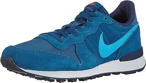 Nike Internationalist shoes blue