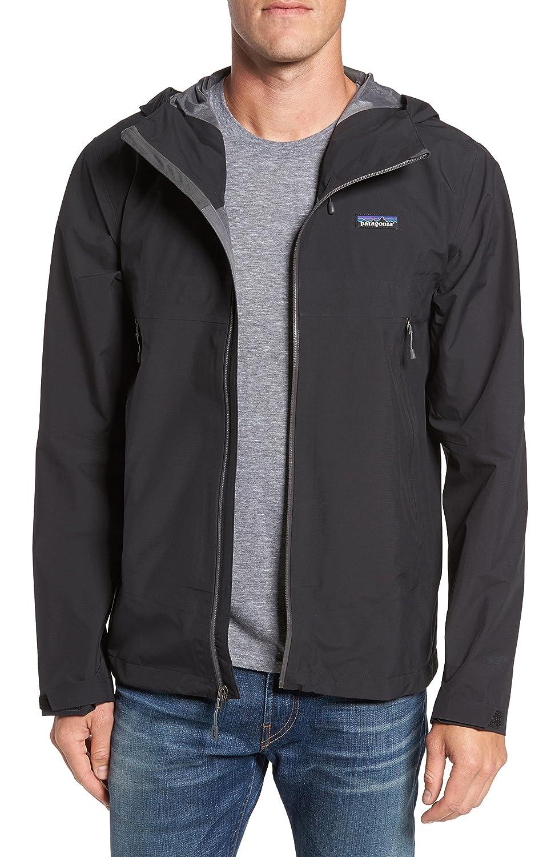 パタゴニア アウター ジャケットブルゾン Patagonia Cloud Ridge Waterproof Jacket Black [並行輸入品] B075YXK71L