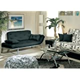 American Furniture Alliance Mali Flex Futon With Adjustable Armrests