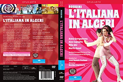 ITALIAN GIRL IN ALGIERS L'ITALIANA IN ALGERI LIBRETTO ITALIAN ENGLISH book pdfgolkes