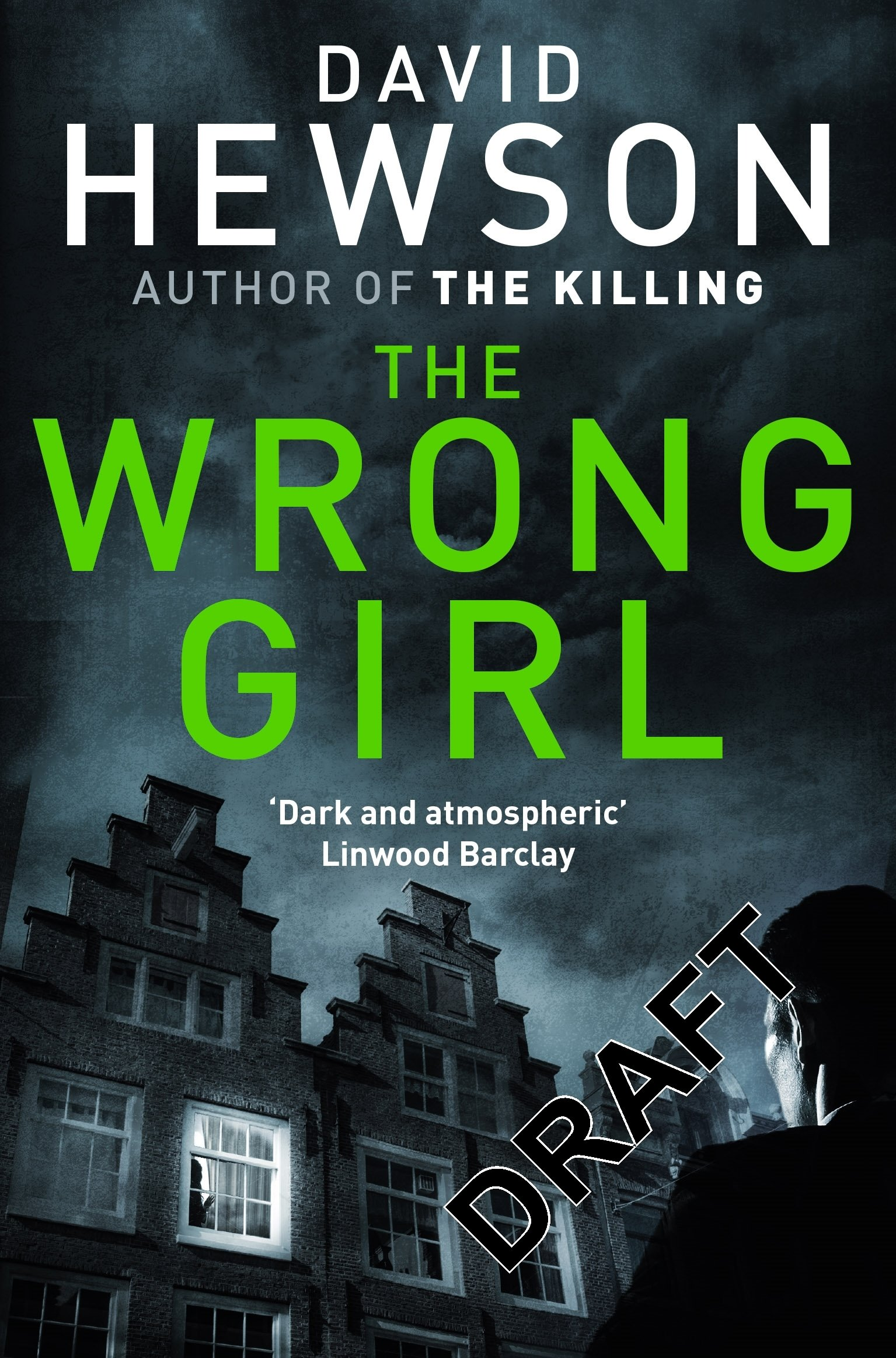 Read Online The Wrong Girl (Detective Pieter Vos) PDF