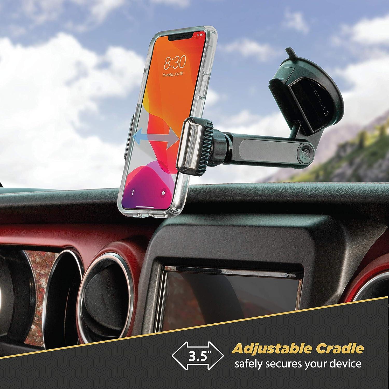 Scosche HVM2-1 VentMount Universal Vent Smartphone//GPS Mount for The Car
