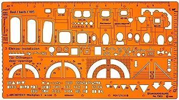 1 50 Sıhhi Kurulum Mimar şablon şablon Mobilya Iç Mimar Teknik